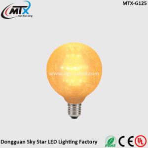 Popular Home Decor G125 Creative Lighting LED Quartz Glass Bulb pictures & photos