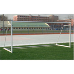 3X2m Aluminum Practice Outdoor Soccer Goal in Backyard pictures & photos