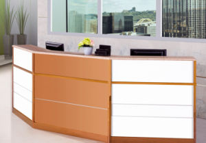Modern Office Furniture Bank Counter Desk Conference Reception Table  (HX 5N455)