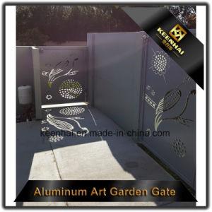 Exterior Villa Aluminum Fence Gate pictures & photos
