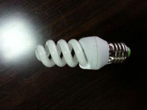 15W 18W 23W Full Spiral 3000h/6000h/8000h 2700k-7500k E27/B22 220-240V Compact Bulb pictures & photos