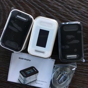 new 2017 latest Fingertip Pulse oximeter pictures & photos
