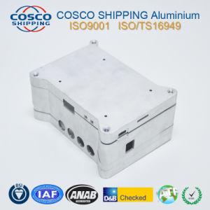 High Precision Aluminium Profile for Electronics Enclosure with CNC Machining pictures & photos