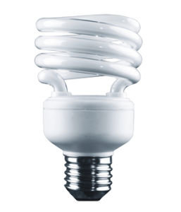 T2 CFL 9W, 11W, 13W, 20W, 25W Full Spiral Energy Saving Lamp for Electric Bulb Energy Savers pictures & photos