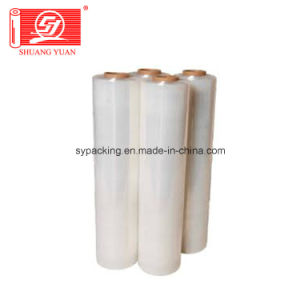 Breathable Material 4-200cm LLDPE Stretch Film Wrap Film pictures & photos