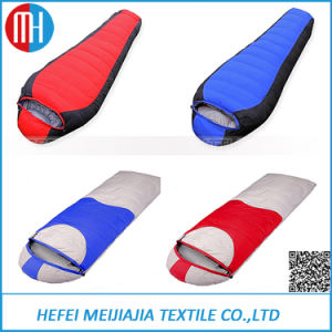 Camping Sleeping Bags Adult Envelope Cotton Down Sleeping Bag pictures & photos