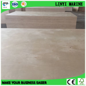 White Birch Plywood BB/CC Gradecarb 2 Certificate 18mm pictures & photos