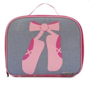 Stylish Girl′s Backpack Bags and Lunch Tote with Ballet Dancing Shoes Logo Printed, OEM Welcomed pictures & photos