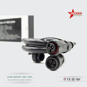 DC to AC Microinverter 200W 230W 250W 260W 300W Waterproof Grid Tie Solar Inverter pictures & photos