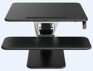 """Loctek 27"""" Wide Platform Height Adjustable Standing Desk Riser, Sit-Stand Workstation, (MT103S-PT) pictures & photos"""