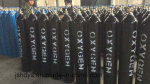 2017 GB5099 Good Quality Oxygen Gas Cylinder