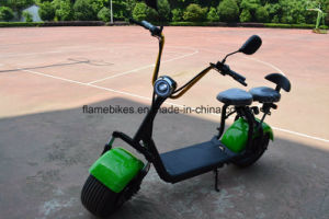 1000W Electric Chopper Bike with 60V/30ah F/R Suspension pictures & photos