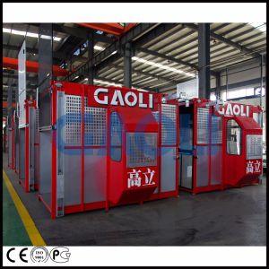 Gaoli Sc200/200 Construction Hoist / Lifter / Elevator pictures & photos