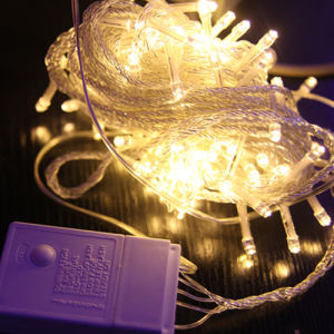 (RY-CSL) Shopping Mall Decor Warm White LED Fairy Lights pictures & photos