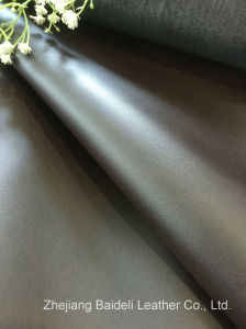 Artificial Faux Embossed PU PVC Imitation Synthetic Leather for Sofa Furniture Auto Car. pictures & photos