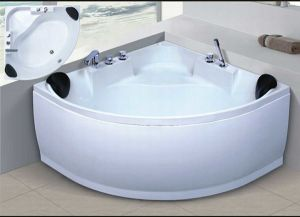 1200mm Corner Modern Bathtub (AT-6012) pictures & photos
