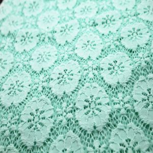 OEM Factory Wholesale Embroidery Lace Fabric pictures & photos