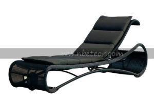 Mtc-140 Rattan Chaise Lounge Outdoor Furniture Garden Sofa Bed Wicker Lounge Outside Use pictures & photos