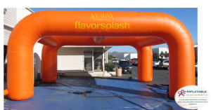 Outdoor Big Sale Inflatable Air Tent for Advertising pictures & photos