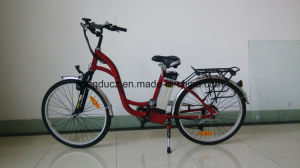 New Design Cheap City Electric Bicycle pictures & photos
