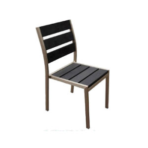 None AMR Stainless Steel Chairs Wooden Stool Aluminum Polywood Garden Dining Chair pictures & photos