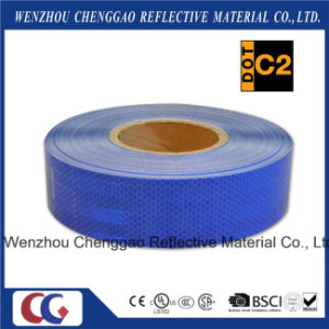 Diamond Grade Conspicuity White Reflective Tape for Vehicle (CG5700-OW) pictures & photos