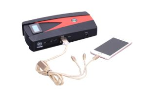 New Design 12000mAh Emergency 12V Car Engine Jump Starter (JS-K08) pictures & photos