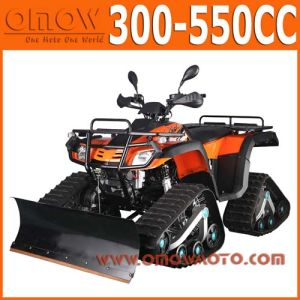 EPA 300cc 4X4 Automatic Tracked ATV Snowmobile pictures & photos