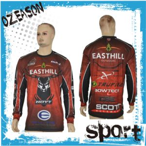 Manufacturer Wholesale New Design Dry Fit Fishing Jerseys (F017) pictures & photos