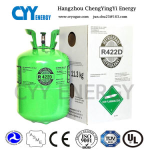 Mixed Refrigerant Gas of Refrigerant R422da for Air Conditioner pictures & photos