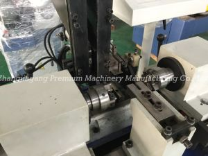 Plm-Fa60 Double Head Full Threaded Stud Chamfering Machine pictures & photos