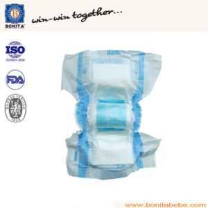 PE Backsheet and PP Tape Disposable Baby Diaper pictures & photos