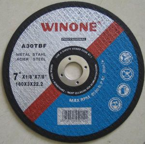 Flat Cut Off Wheel (R41A-A) pictures & photos