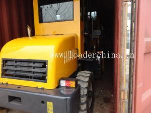 Mini Wheel Loader/ Pay Loader 800kg Capacity