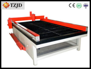 Tzjd-1325p Plasma CNC Cutting Engraving Machine pictures & photos