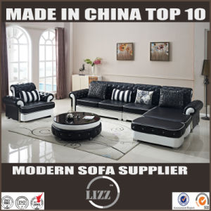 China Lizz Furniture Hot Sale Leather Sofa pictures & photos