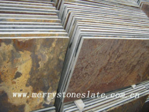 Natural Rusty Flooring Slate Tiles