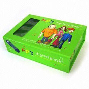 MP3 Packaging Box (HPZB-0012)