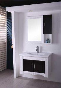Bathroom Vanity PVC Bathroom Cabinet PVC Bathroom Vanity (W-063)