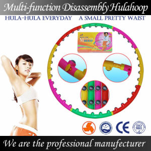 Classical Massage Hula Hoop - Disassembly and Weight Increease (BY-006)