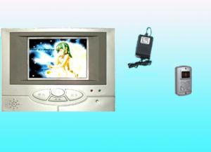 Hands Free Video Door Phone HW-10AC(4-10)