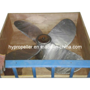 High Speed Stainless Steel Marine Propeller
