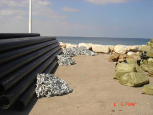 Floating Sea Cage HDPE 250mm Pipe pictures & photos