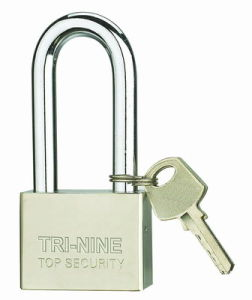 Square Pins Iron Padlock (430L) pictures & photos