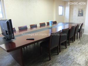 Australia Office Wooden Conference Table and Chairs for Event (FOHSC-4206) pictures & photos