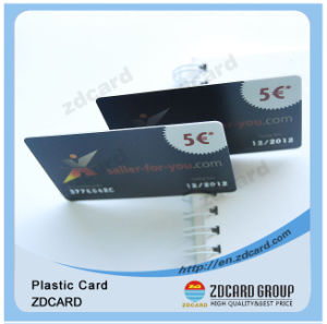 4 Color RFID / Smart / Chip / Contact / Contactless IC Card pictures & photos