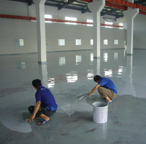 Self-Leveling Moisture Curable PU (Polyurethane) Waterproof Membrane (Comensflex 8269) pictures & photos
