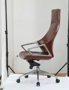 White Executive Office Desk Chair pictures & photos