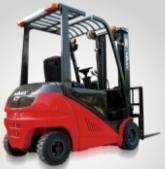 Battery Forklift Truck with 3 Meter Height pictures & photos