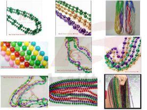 Mardi Gras Mot Beads Garland (ASB-MGB-ABNORMITY)